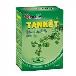 Tpbvsk Gpharm Tanket, Hộp 30 viên