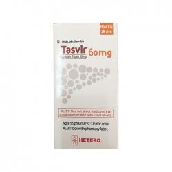 Thuốc Tasvir 60mg, Hộp 28 viên