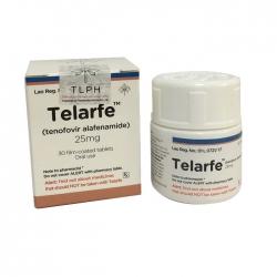 Thuốc Telarfe 25mg, Hộp 30 viên