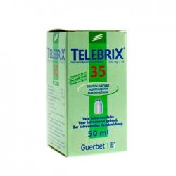 Thuốc Telebrix 35, Hộp 50ml