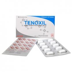 Thuốc Hetero Tenoxil 300mg, Hộp 30 viên ( VN2-356-15 )