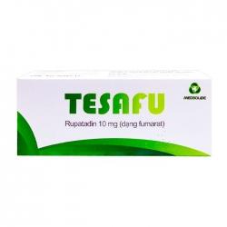 Tesafu 10mg Medisun 3 vỉ x 10 viên