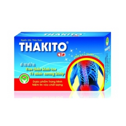 Thakito, Hộp 20 viên
