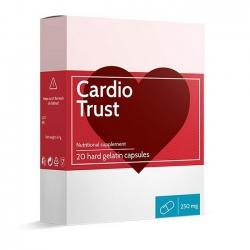Thực phẩm bảo vệ sức khỏe Cardio Trust 250mg