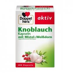 Thực phẩm bảo vệ sức khỏe Doppelherz Knoblauch