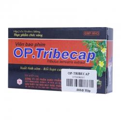 Thực phẩm bảo vệ sức khỏe OPC Op.Tribecap, Hộp 20 Viên