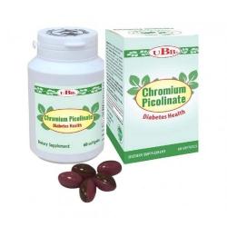 Thực phẩm bảo vệ sức khỏe UBB Chromium Picolinate