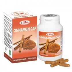 Thực phẩm bảo vệ sức khỏe UBB CINNAMON CAP