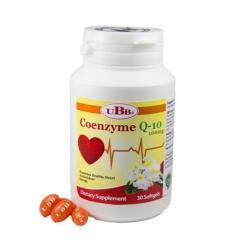 Thực phẩm bảo vệ sức khỏe UBB COENZYME Q10 (100mg)