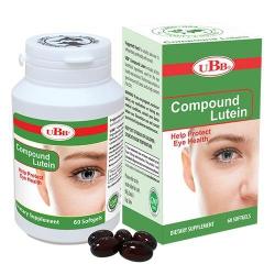 Thực phẩm bảo vệ sức khỏe UBB Compound Lutein