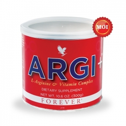 Viêm uống hỗ trợ tim mạch Forever ARGI with L-Arginnine & Vitamin complex - Ms 320