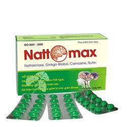 Thực phẩm chức năng bổ não Nattomax
