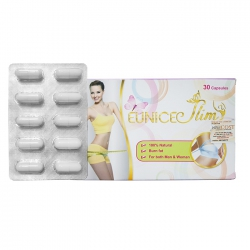 Thực phẩm giảm cân Eunice Slim Canada, Hộp 30 viên
