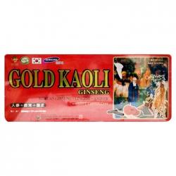 Thực phẩm tăng cường sức khỏe Gold kaoli Gingeng 830mg , Hộp 120 viên