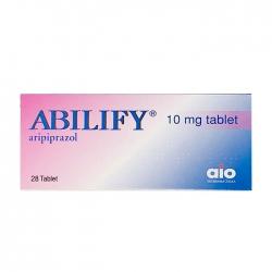 Thuốc Abilify 10mg 28 viên