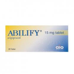Thuốc Abilify 15mg 28 viên