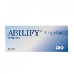 Thuốc Abilify 5mg 28 viên