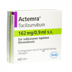 Actemra 162mg/0,9ml