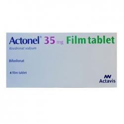 Thuốc Actonel 35mg 4 Viên