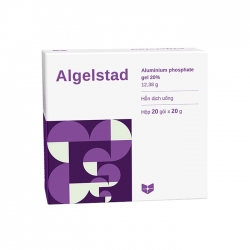 Thuốc tiêu hóa Stella Algelstad, Hộp 20 gói