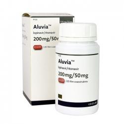 Thuốc HIV AbbVie Aluvia 200mg/50mg, Hộp 120 viên