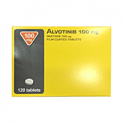 Thuốc Alvogen Alvotinib 100mg 120 viên