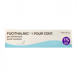 Thuốc Amdipharm Fucithalmic 1 Pour Cent, Tuýp 3g