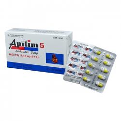 Thuốc Apitim 5mg DHG, Hộp 30 viên