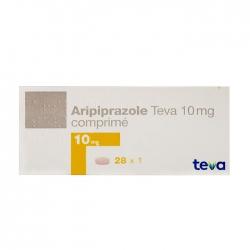 Thuốc Aripiprazole Teva 10mg 28 viên