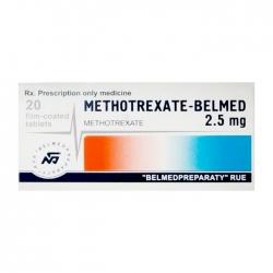Thuốc Belmedpreparaty Methotrexate-Belmed 2.5mg 20 viên