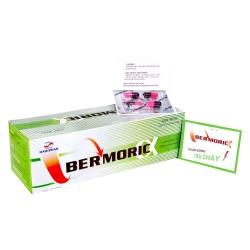 Thuốc Bermoric điều trị tiêu chảy cấp, viêm ruột, Hộp 100 viên