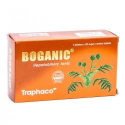 Thuốc bổ gan Traphaco Boganic, Hộp 100 viên
