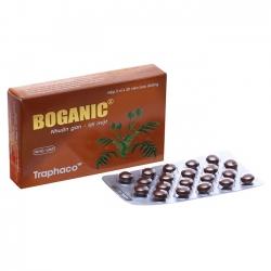Thuốc bổ gan Traphaco Boganic, Hộp 40 viên