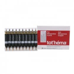 Thuốc bổ máu Tothema, Hộp 20 ống