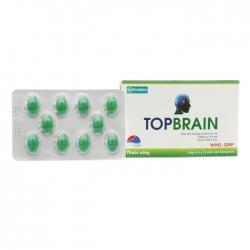 Thuốc bổ não PV Pharma TopBrain 60 viên
