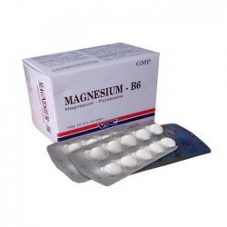 VPC Magnesium-B6, Hộp 100 viên