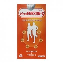 Vina Eneson-C Plus giúp tăng cường sức đề kháng