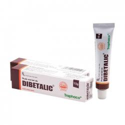 Traphaco Dibetalic Cream 15gr