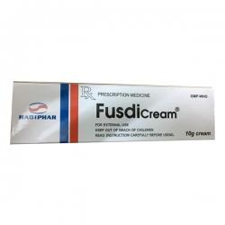 Thuốc bôi ngoài da Fusdicream | Hộp 1 tuýp 10g