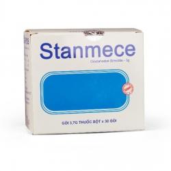 Thuốc bột Stanmece Nam hà, Hộp 30 gói