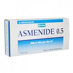 Thuốc BV Pharma Asmenide 0.5 30 viên