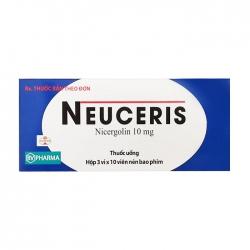 Thuốc BV Pharma Neuceris 10mg 30 viên