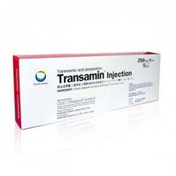 Thuốc Transamin 250mg/5ml | Hộp 10 ống x 5ml