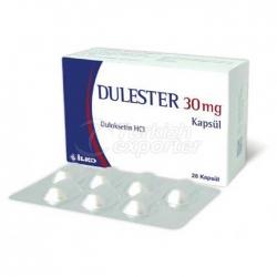 Thuốc chống âu lo, trầm cảm Dulester 30mg, Hộp 28 viên
