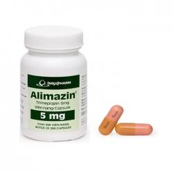 Thuốc chống dị ứng Imexpharm Alimazin 5mg, Chai 200 viên