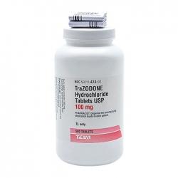 Thuốc chống trầm cảm Trazodone 100mg, 500 viên