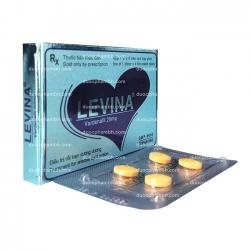 Thuốc cường dương LEVINA 20 - Vardenafil 20mg