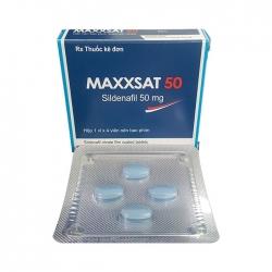 Thuốc cường dương Maxxsat 50mg