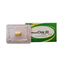 Thuốc cường dương MEYERCLAS 20 với Tadalafil 20mg