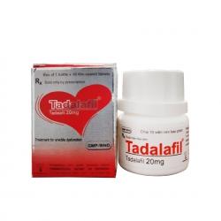 Thuốc cường dương Tadalafil 20mg